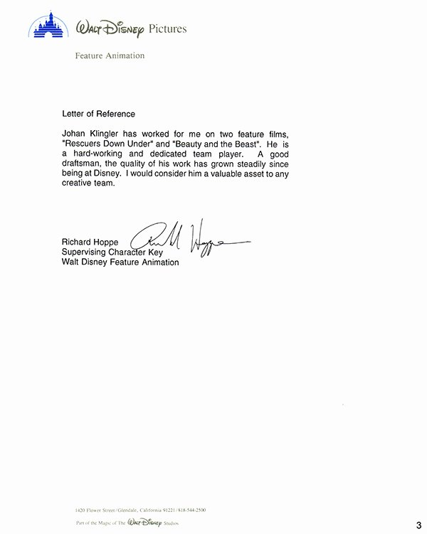 Recommendation Letter for Coworker Elegant Letters Of Re Mendation From Colleagues On Behance