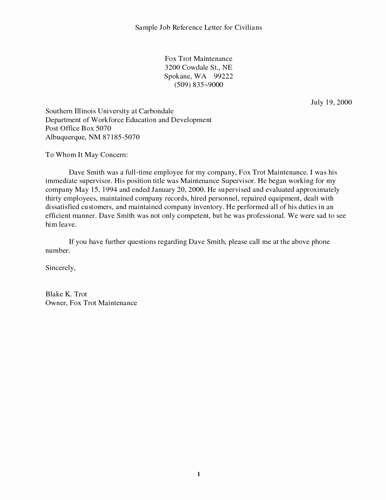 Reference Letter Sample for Job Best Of Best S Of Employment Reference Letter Job Application