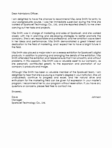 Reference Letter Template for Employment Fresh Employee Reference Letter Template 5 Samples that Works