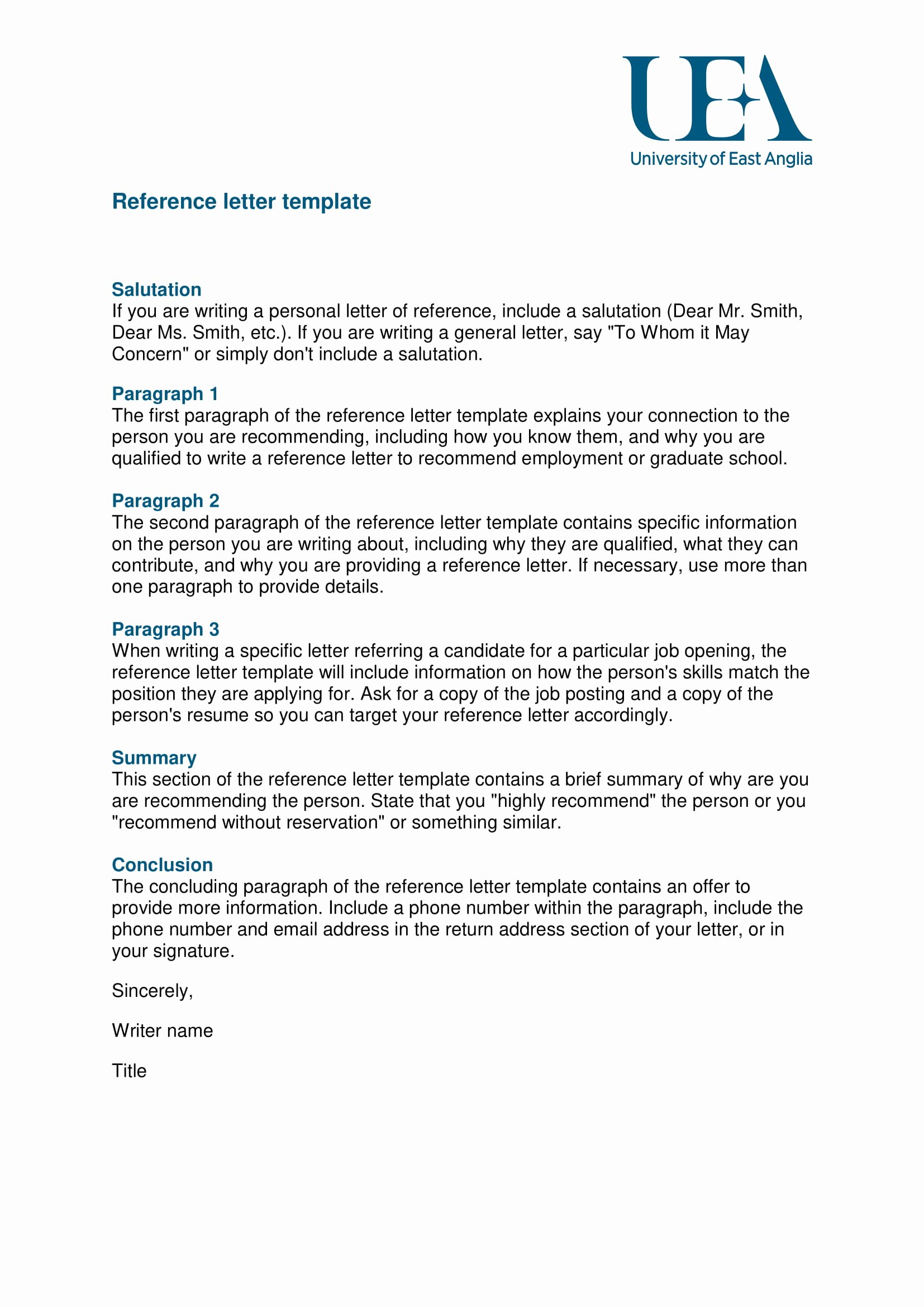 Reference Letters From Employer Unique 19 Reference Letter Examples Pdf Word