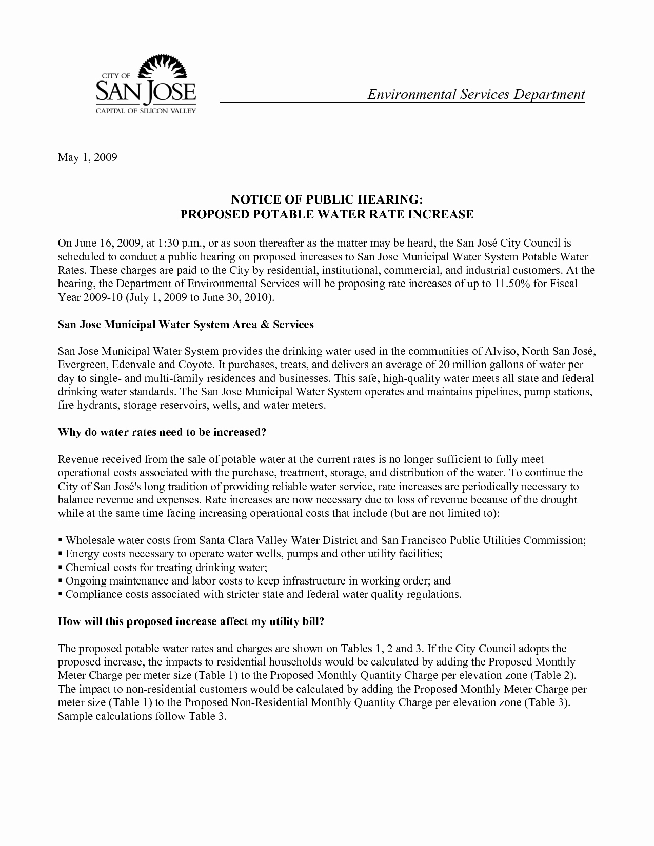 Rent Increase Letter Sample Inspirational Rent Increase Sample Letter Free Printable Documents
