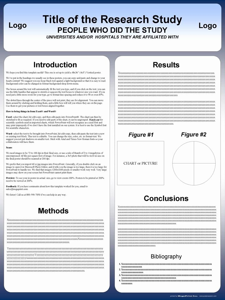 Research Poster Templates Free Beautiful Best 25 Powerpoint Poster Template Ideas On Pinterest