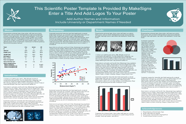 Research Poster Templates Free Best Of Scientfic Poster Powerpoint Templates