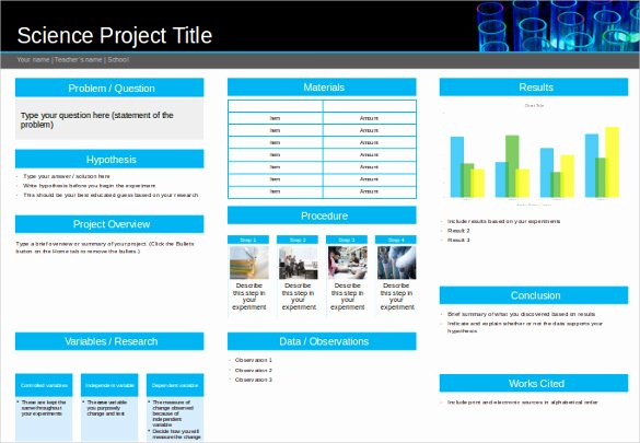 Research Project Poster Template Unique Powerpoint Academic Poster Template Rebocfo