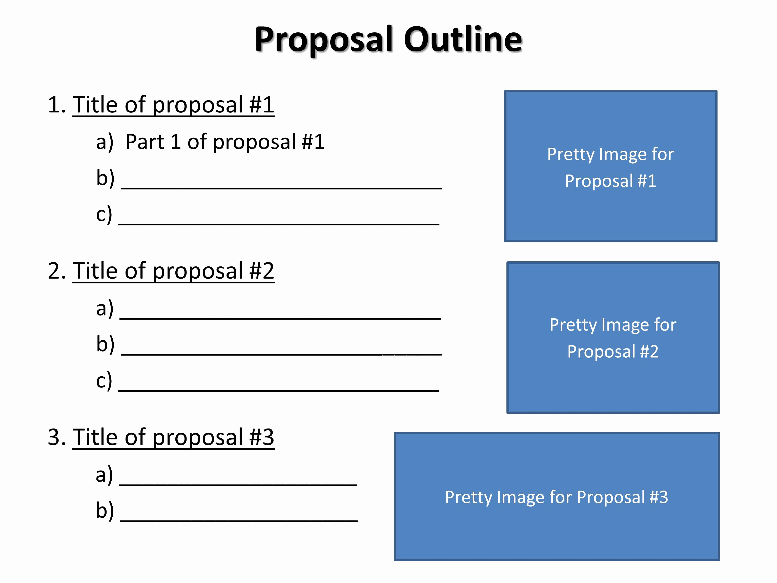 """Research Proposal Outline Example Beautiful """"get A Job Ken """" Part 7 Research Proposal Talks and"""