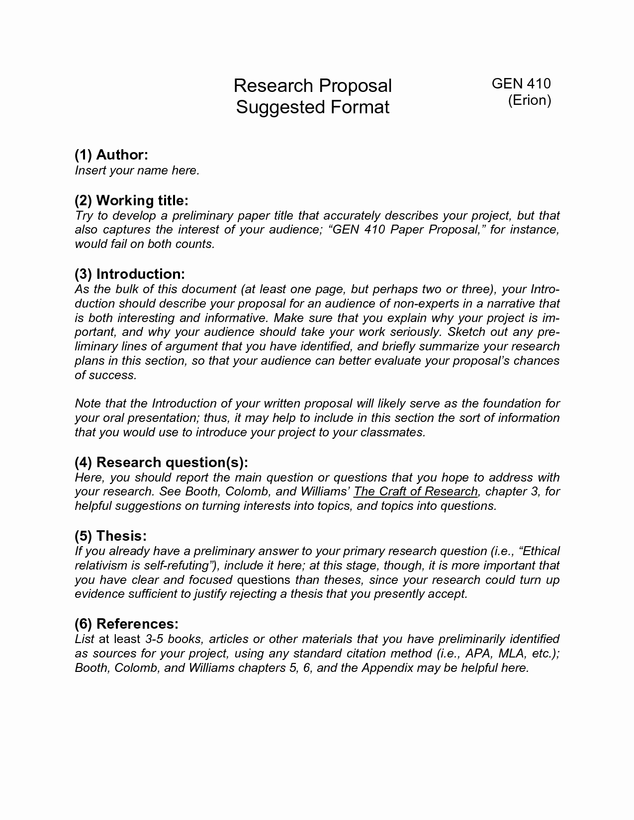 Research Proposal Outline Example Elegant What Constitutes A Quality Research Proposal How to