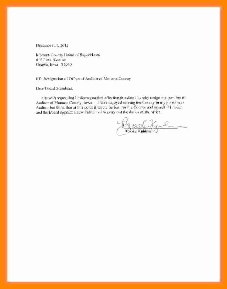 Resignation Letter Effective Immediately Beautiful 7 Resignation Letter Effective Immediately