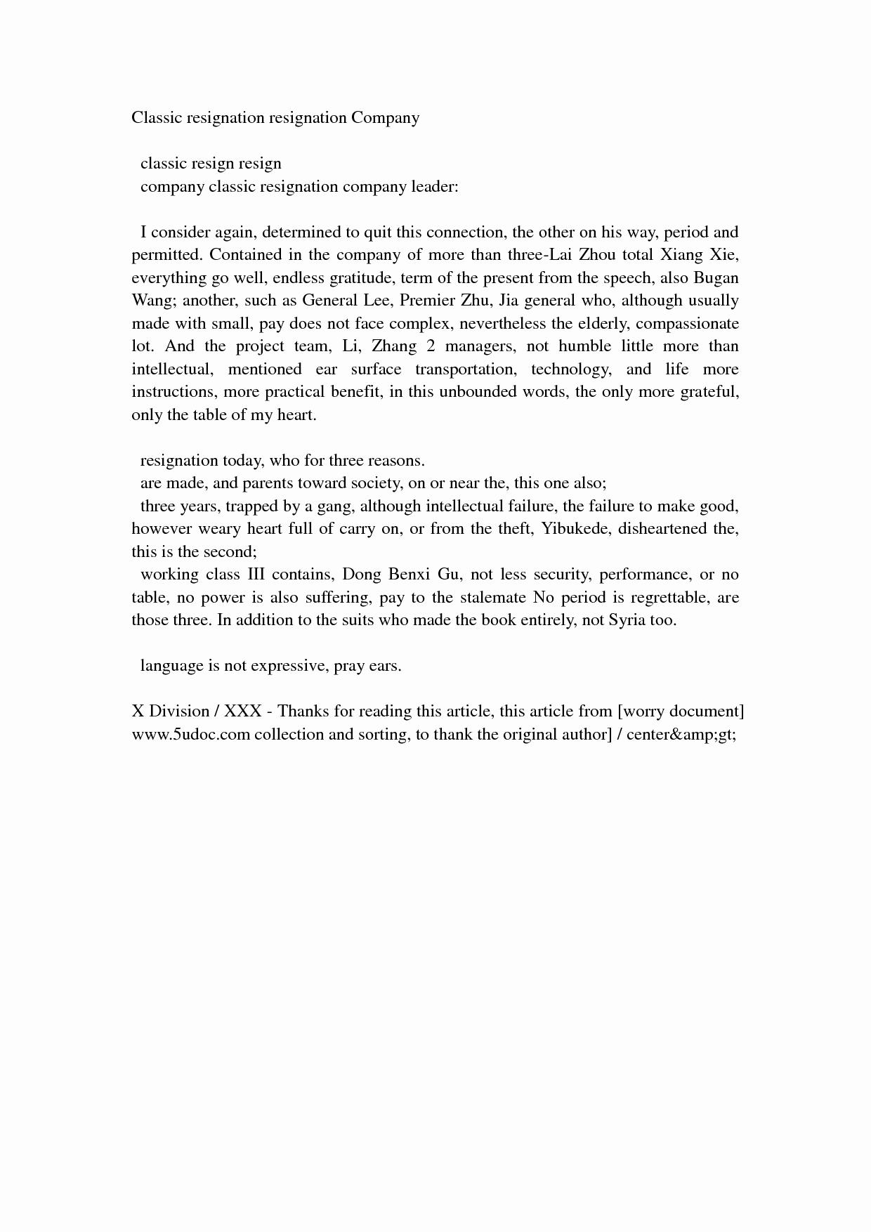 Resignation Letter Effective Immediately Beautiful Best S Of Grateful Resignation Letter Samples
