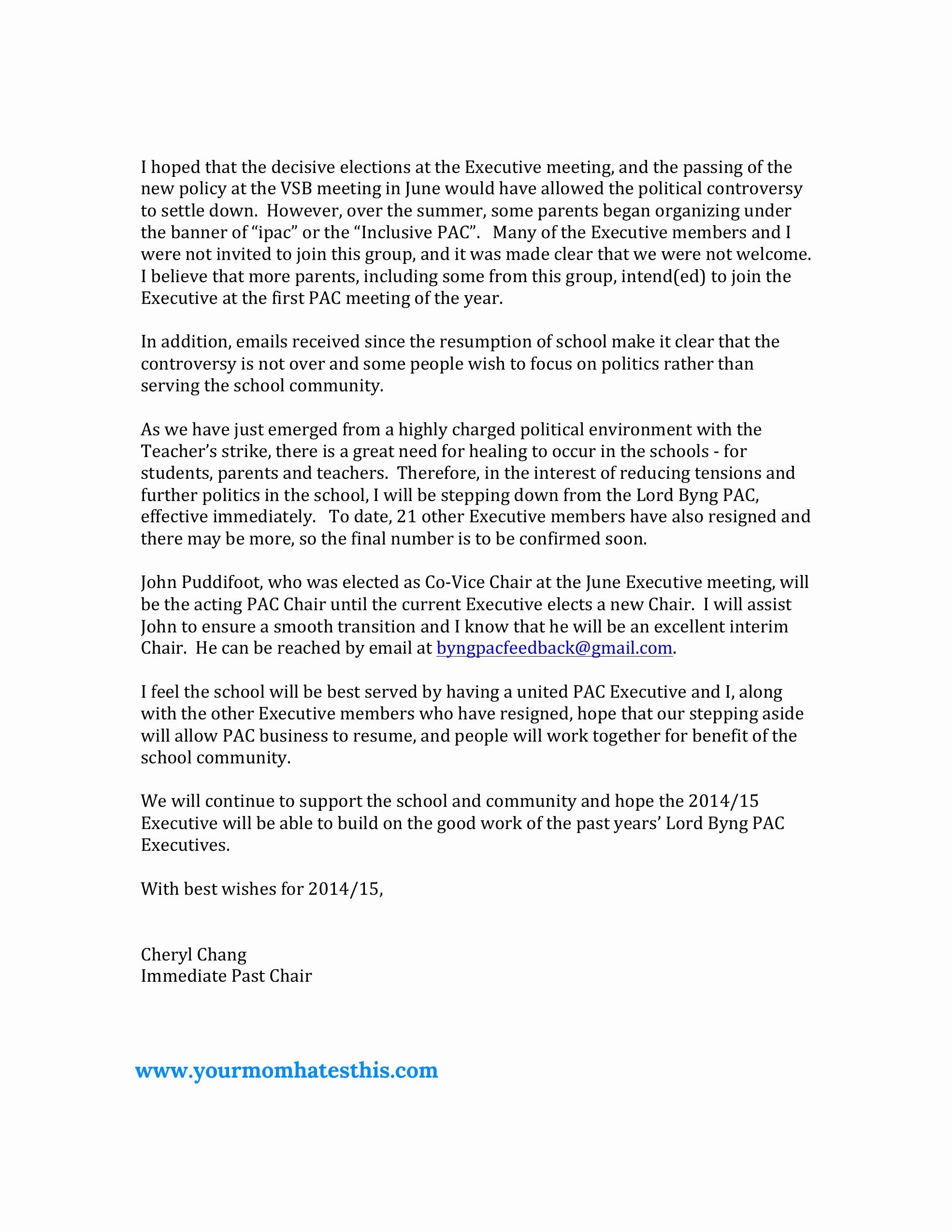 Resignation Letter Volunteer organization Elegant Dos and Don'ts for A Resignation Letter