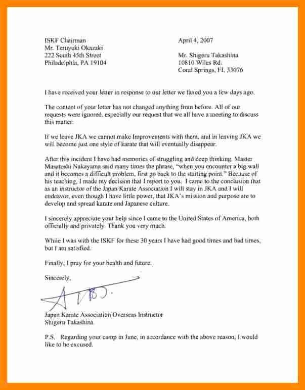Resignation Letters for Nurses Elegant 9 Nurses Resignation Letter Samples