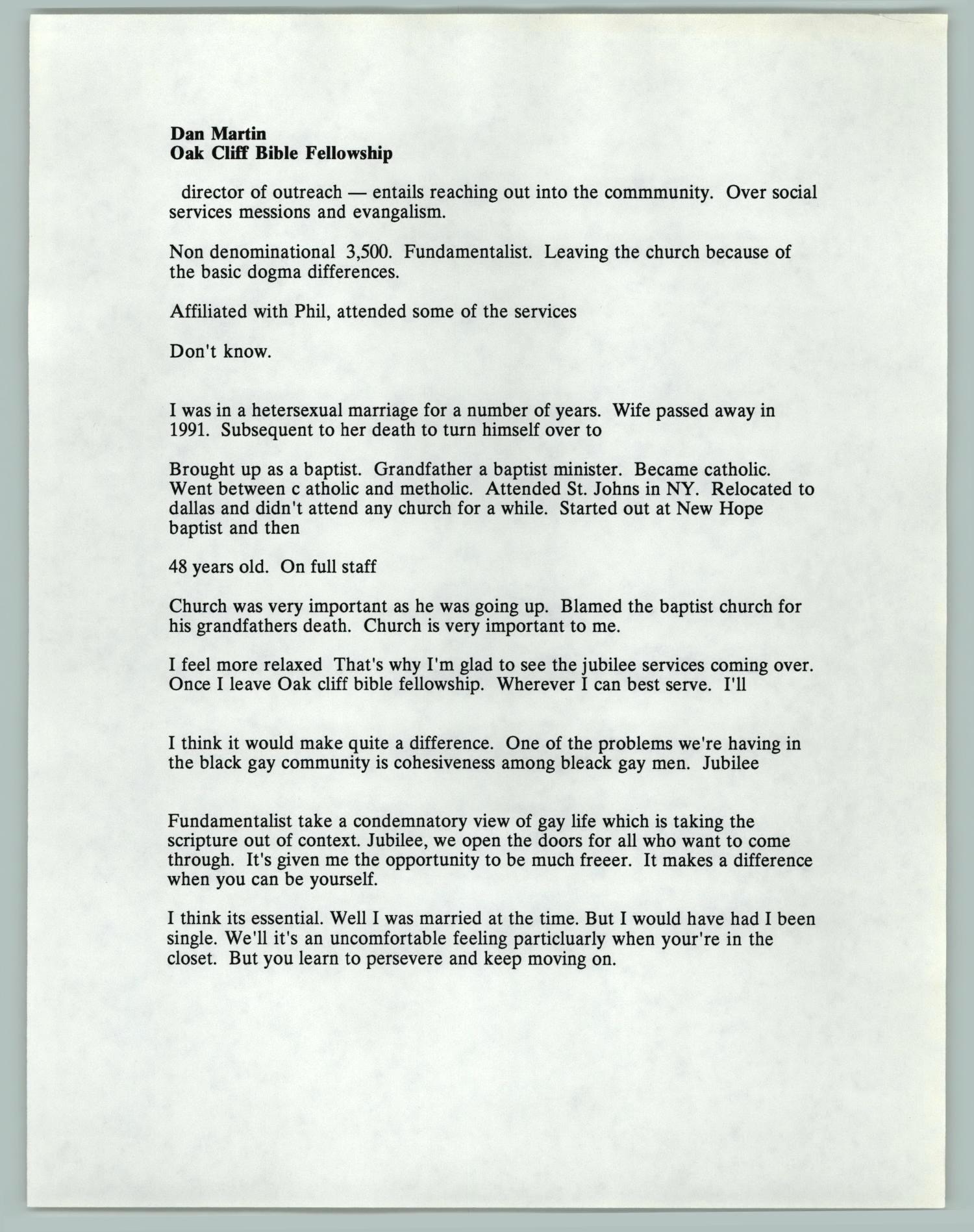 Resolutions for Funerals Examples Fresh [document Dan Martin Oak Cliff Bible Fellowship] the