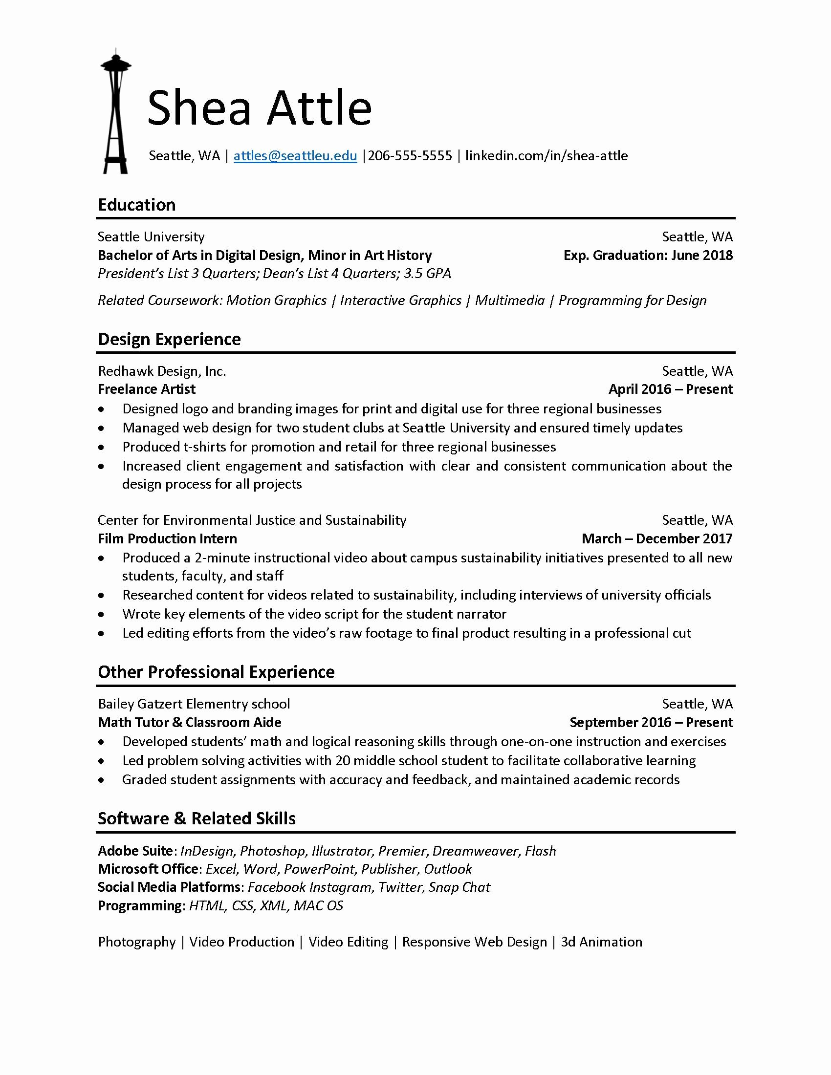 Resume after High School Luxury 10 How Do You List Education On A Resume
