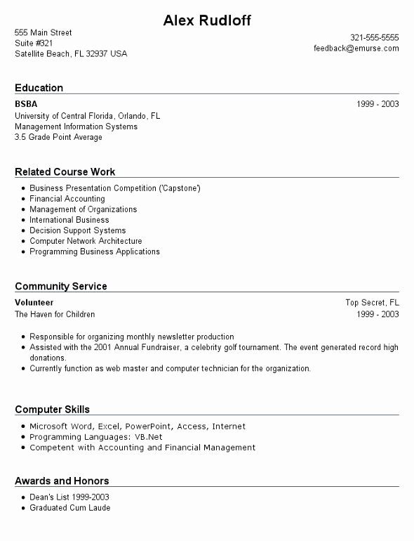 Resume for First Job Examples Beautiful Resume Templates Teenager How to Write Cv for First Job
