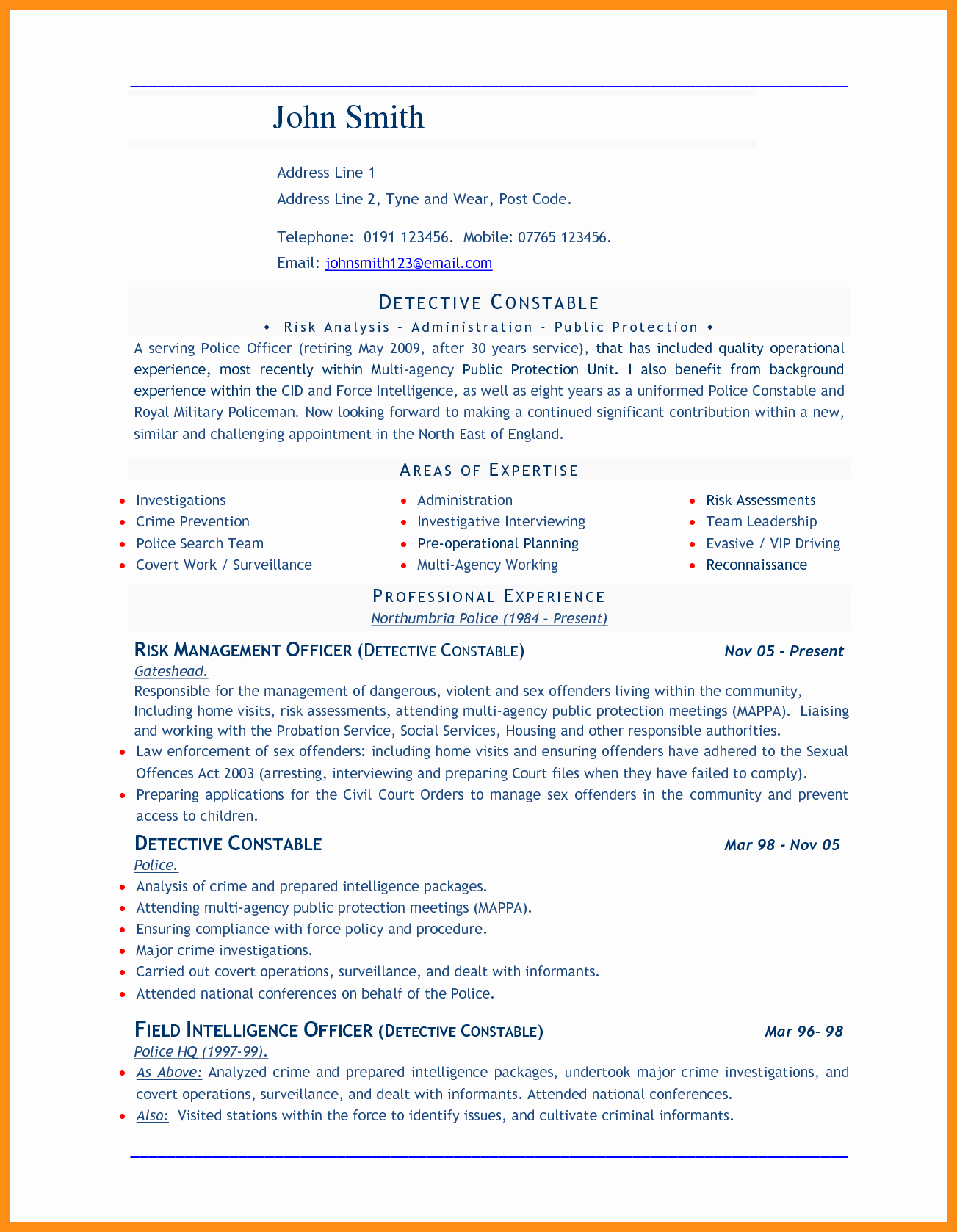 Resume Template Microsoft Word 2003 Elegant Sample Word Document Templates