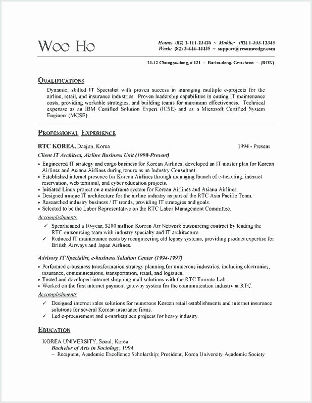 Resume Template Microsoft Word 2003 Unique Cv Word 2003 Template