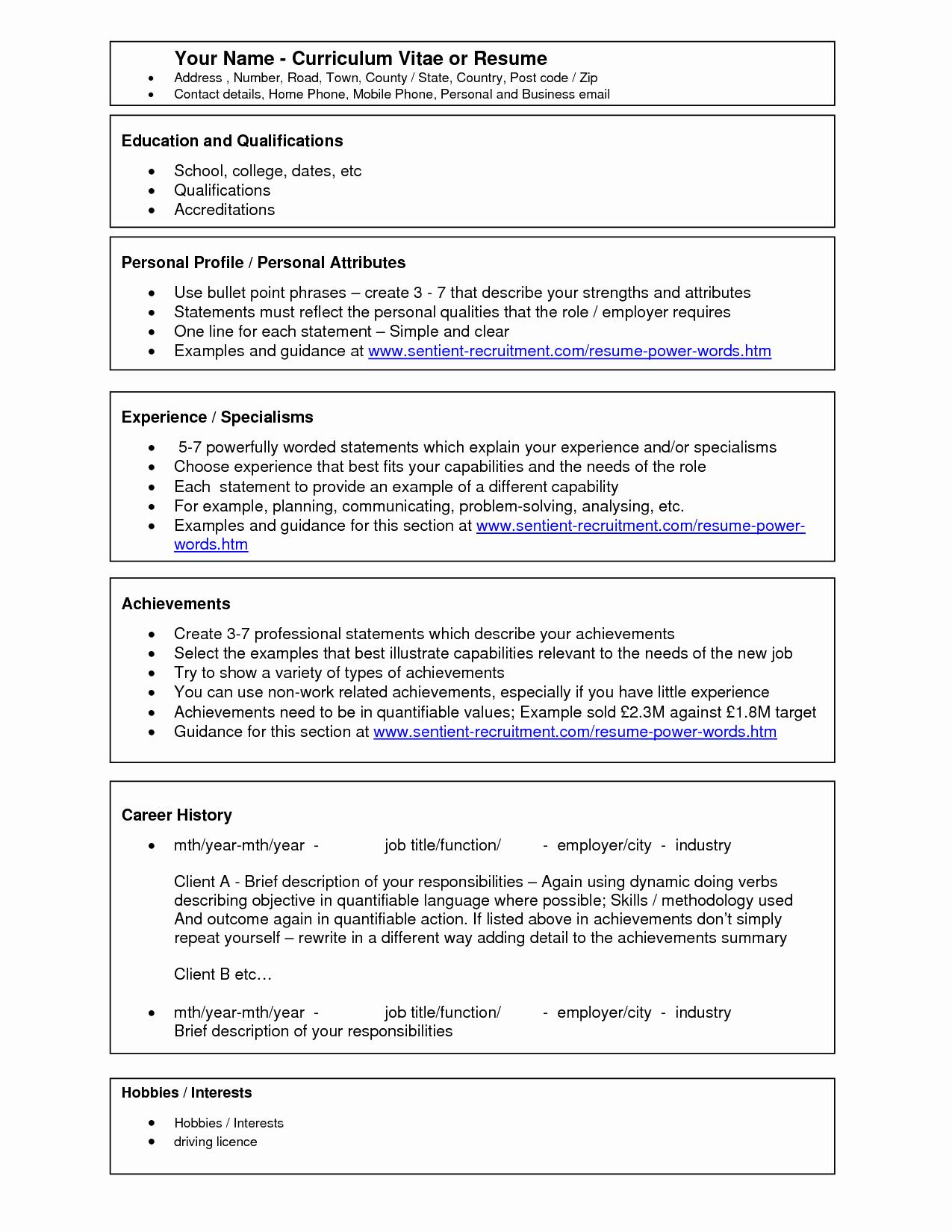 Resume Template Microsoft Word 2003 Unique Resume Templates In Microsoft Word 2003