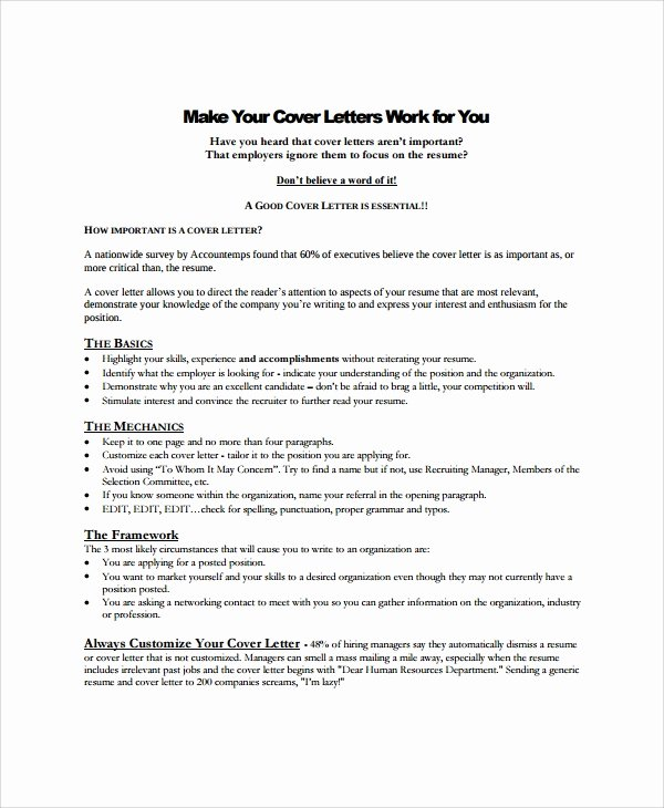 Retail Cover Letter Samples New Sample Retail Management Cover Letter 6 Free Documents