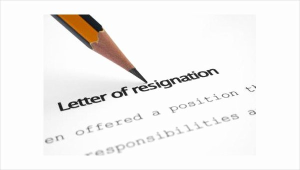 Retail Letter Of Resignation New 11 Retail Resignation Letter Template Free Word Pdf