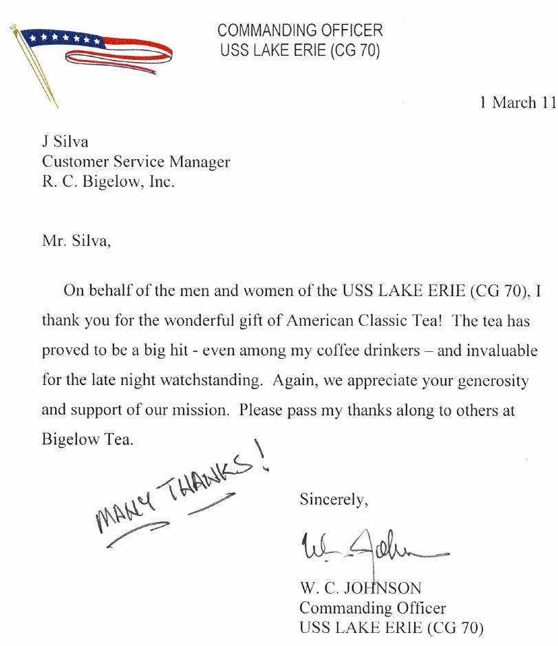 Retirement Letter Of Appreciation Fresh Best S Of Sample Letter Appreciation Navy
