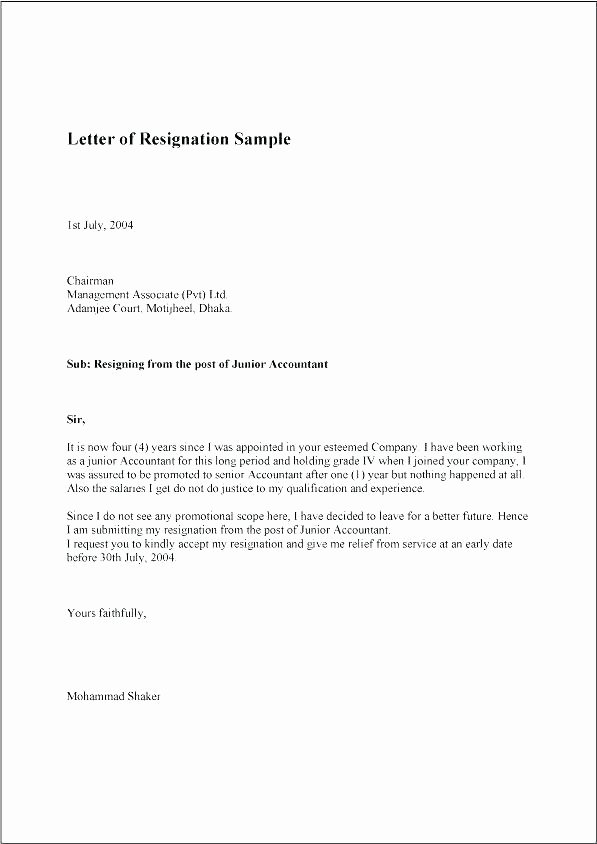 Retirement Letters to Employers Elegant 9 10 Retirement Letter to Employer Samples