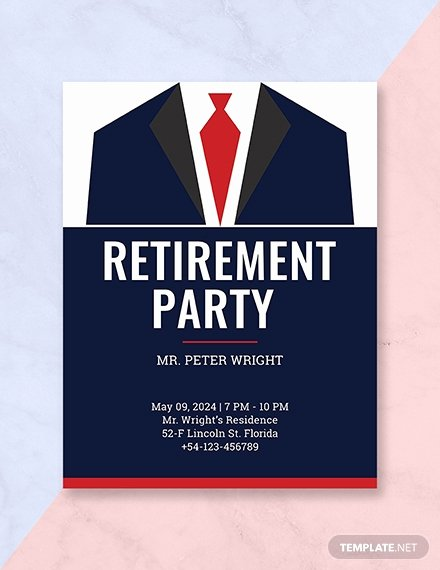 Retirement Party Program Samples Beautiful Free 60th Birthday Program Template Download 31 Program