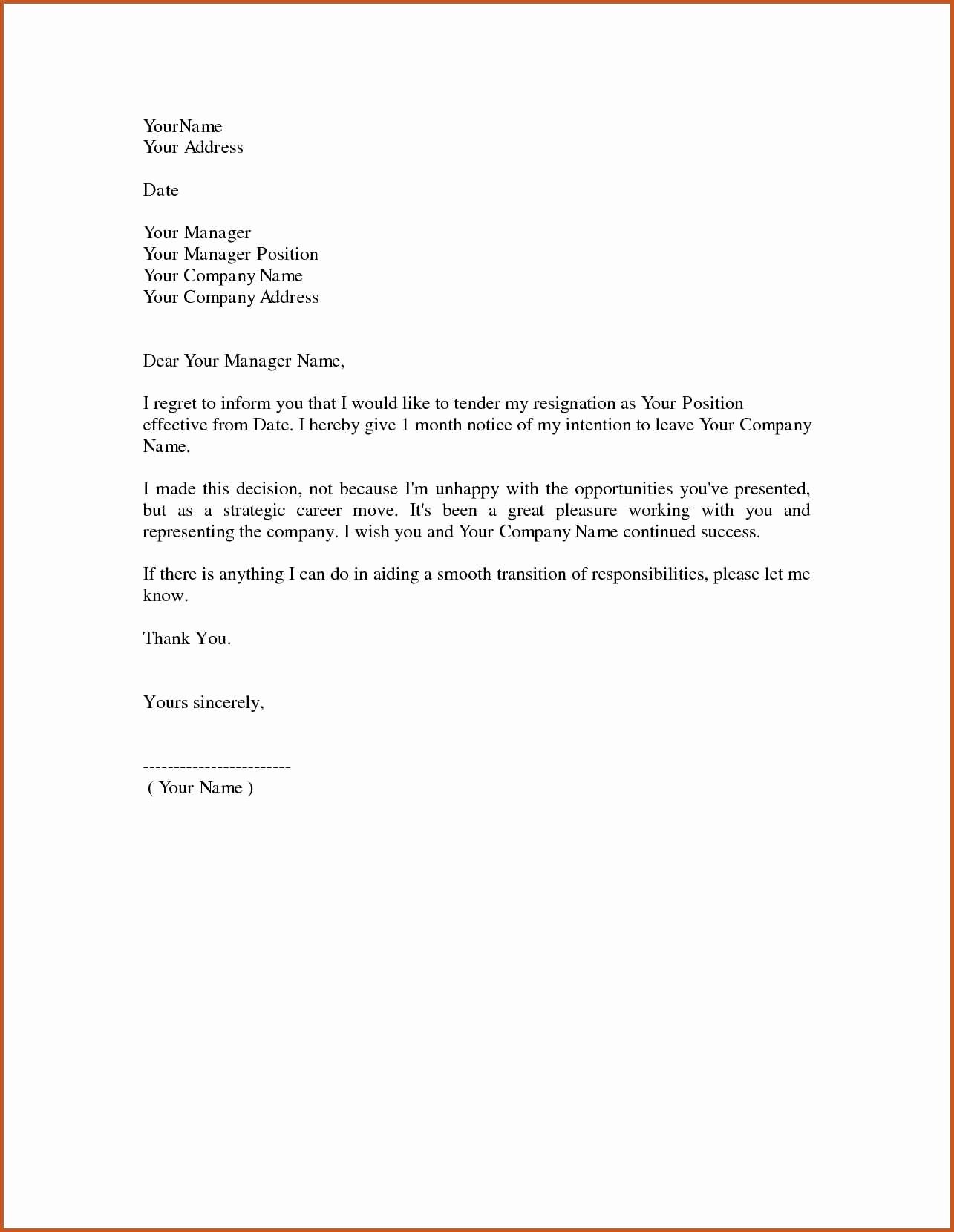 Retirement Resignation Letter to Employer New Retirement Letter to Employer Template Samples