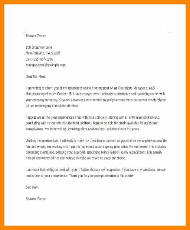 Retirement Resignation Letters Samples Beautiful 8 Retirement Resignation Letter Sample