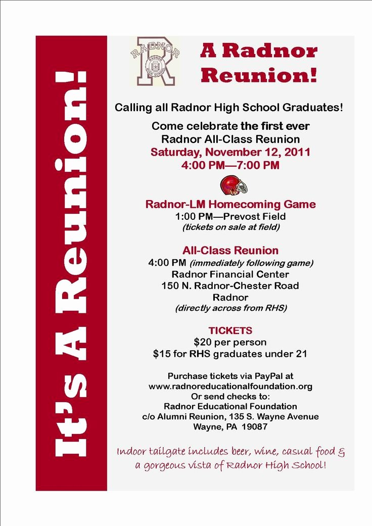 Reunion Invitation Templates Free Awesome Class Reunion Invitations Invitations