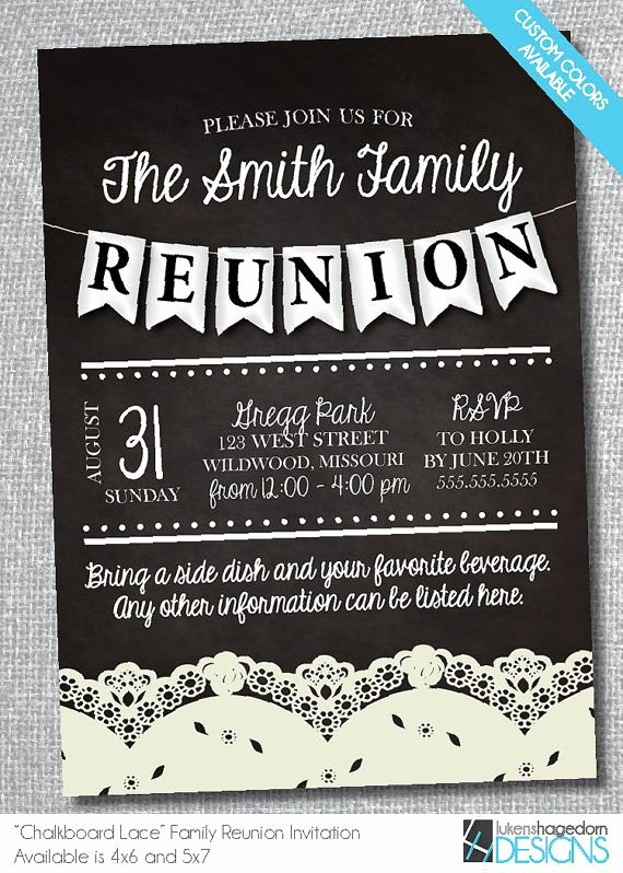 Reunion Invitation Templates Free Unique Best 25 Family Reunion Invitations Ideas On Pinterest