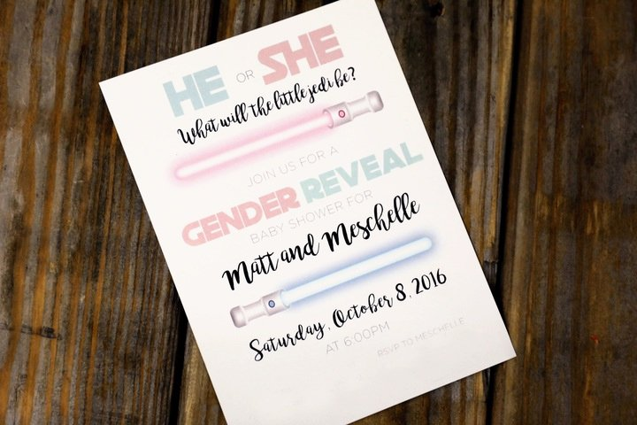 Reveal Party Invitation Ideas Fresh Creative & Unique Gender Reveal Party Invitation Ideas