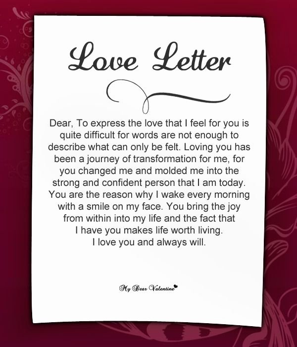 Romantic Letters for Her Inspirational 12 Best Love Letters Images On Pinterest