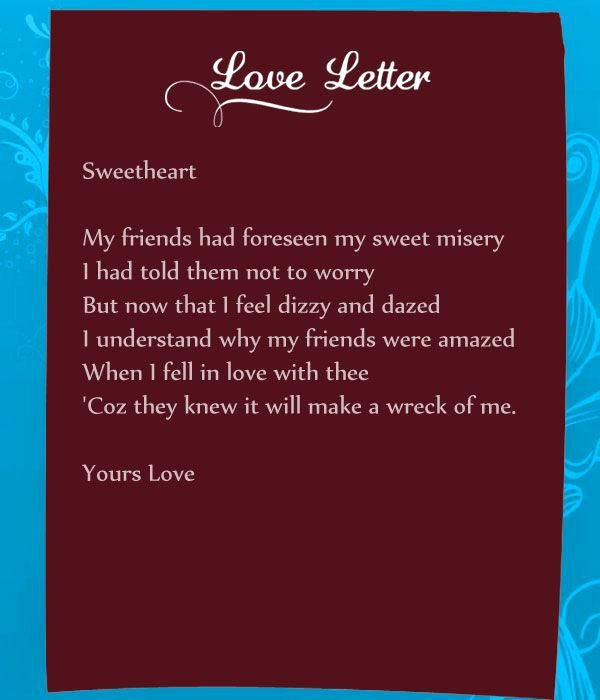 Romantic Letters for Her Luxury 20 Romantic Love Letters for Her