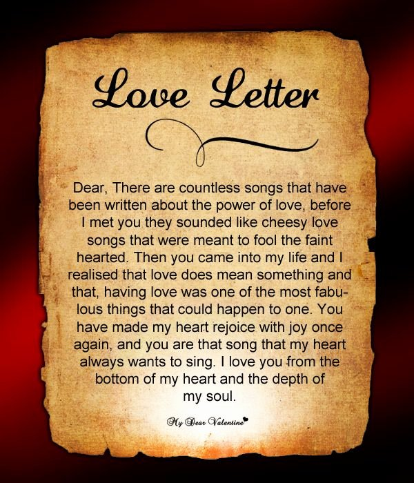 Romantic Letters for Him Fresh 125 Best Images About Love Letters for Him On Pinterest
