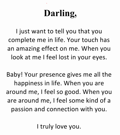 Romantic Love Letter for Him Awesome Romantic Love Letters for Him Love Text Messages Weds