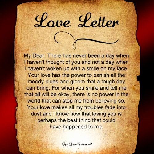 Romantic Love Letter for Him Lovely Pics for Cute Quotes for Him Romantic