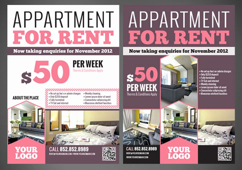 Room for Rent Flyers Luxury 40 Professional Real Estate Flyer Templates themekeeper