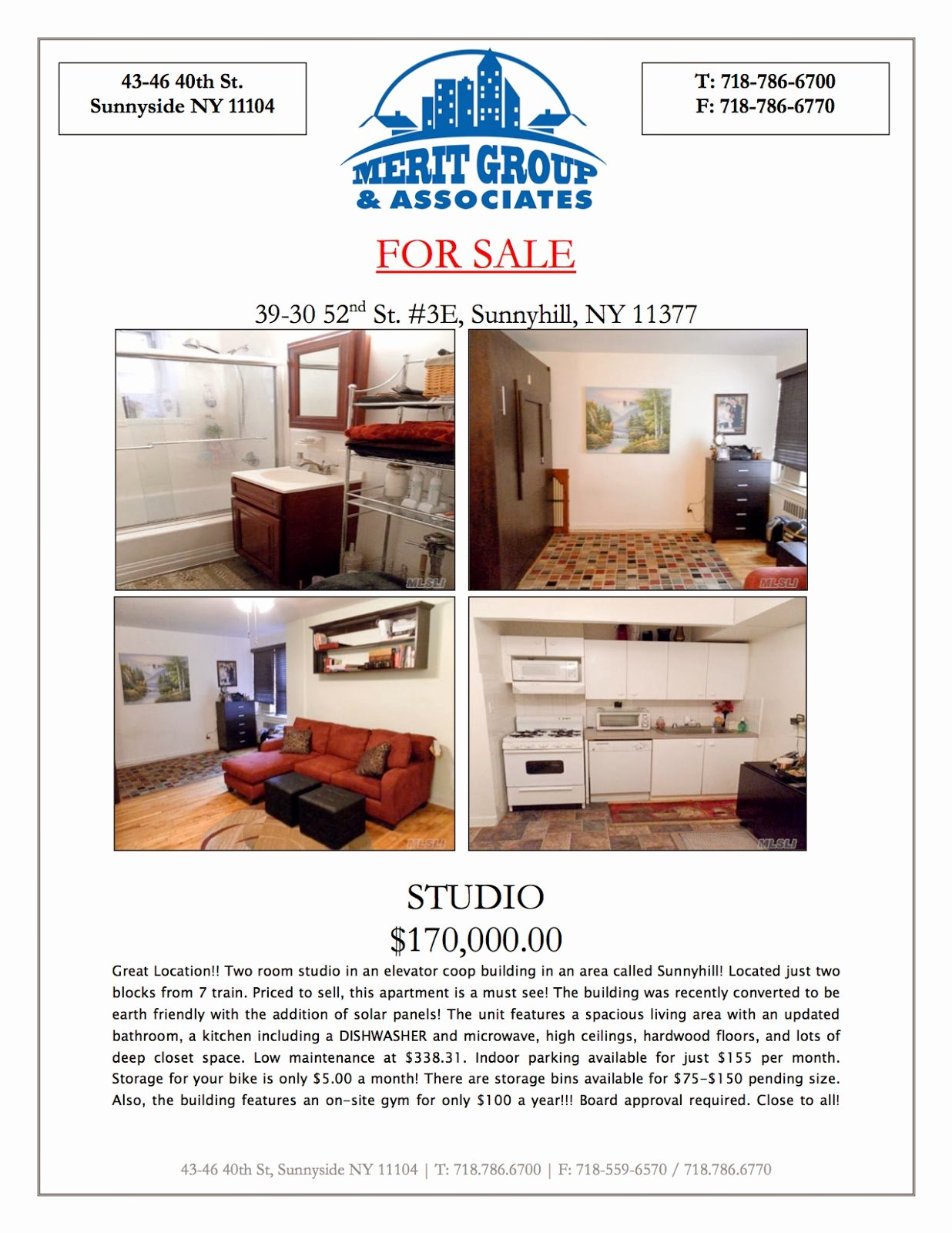 Room for Rent Flyers Luxury Sunnyside Gardens for Rent