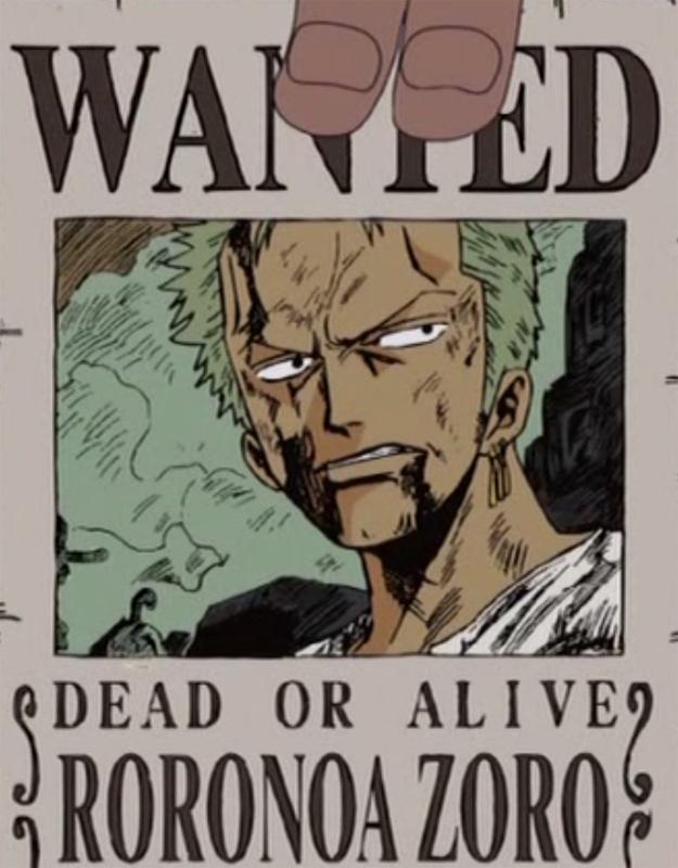 Roronoa Zoro Wanted Poster Best Of E Piece 748 Spoiler 「ワンピース ネタバレ」 第748話 Mangaspoiler