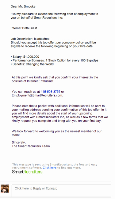 Salary Negotiation Letter to Employer Elegant How to Make A Job Fer Process
