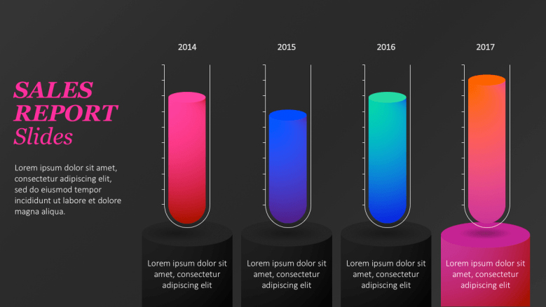 Sales Presentation Powerpoint Examples Awesome Sales Reports Presentation Templates