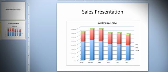 Sales Presentation Powerpoint Examples Fresh Giving A Sales Presentation