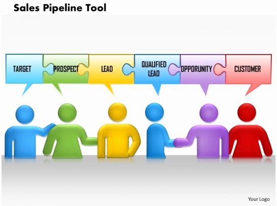 0614 sales pipeline tool powerpoint presentation slide template