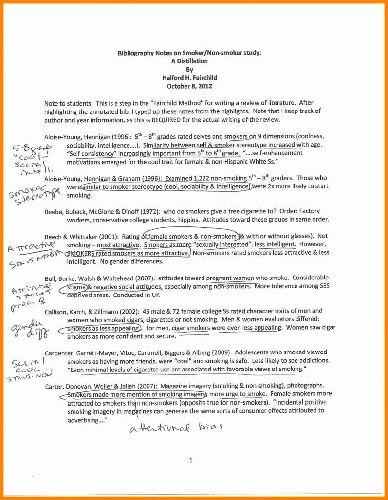 Sample Apa Annotated Bibliography Awesome Apa Annotated Bibliography Example