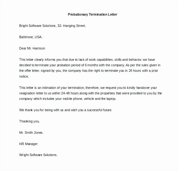Sample attorney Termination Letter Best Of Lawyer Letter Template