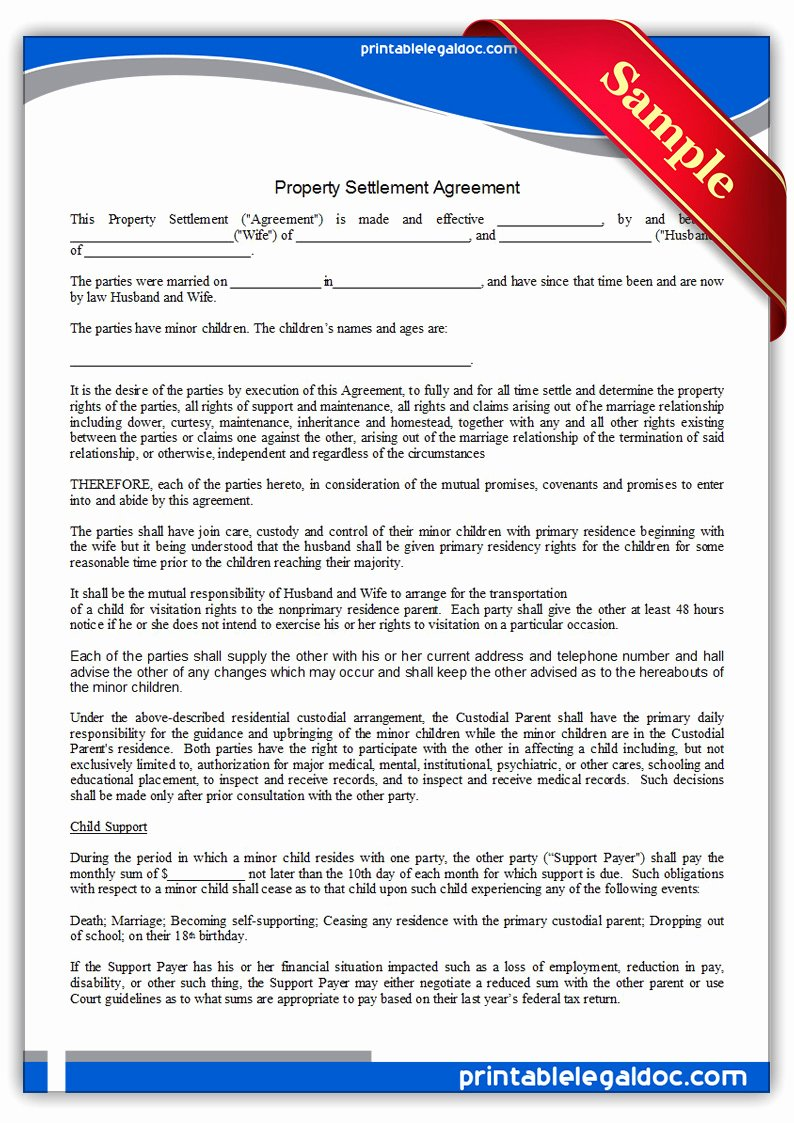 Sample Child Visitation Agreement Awesome Free Printable Child Visitation Rights Viiolation Notice