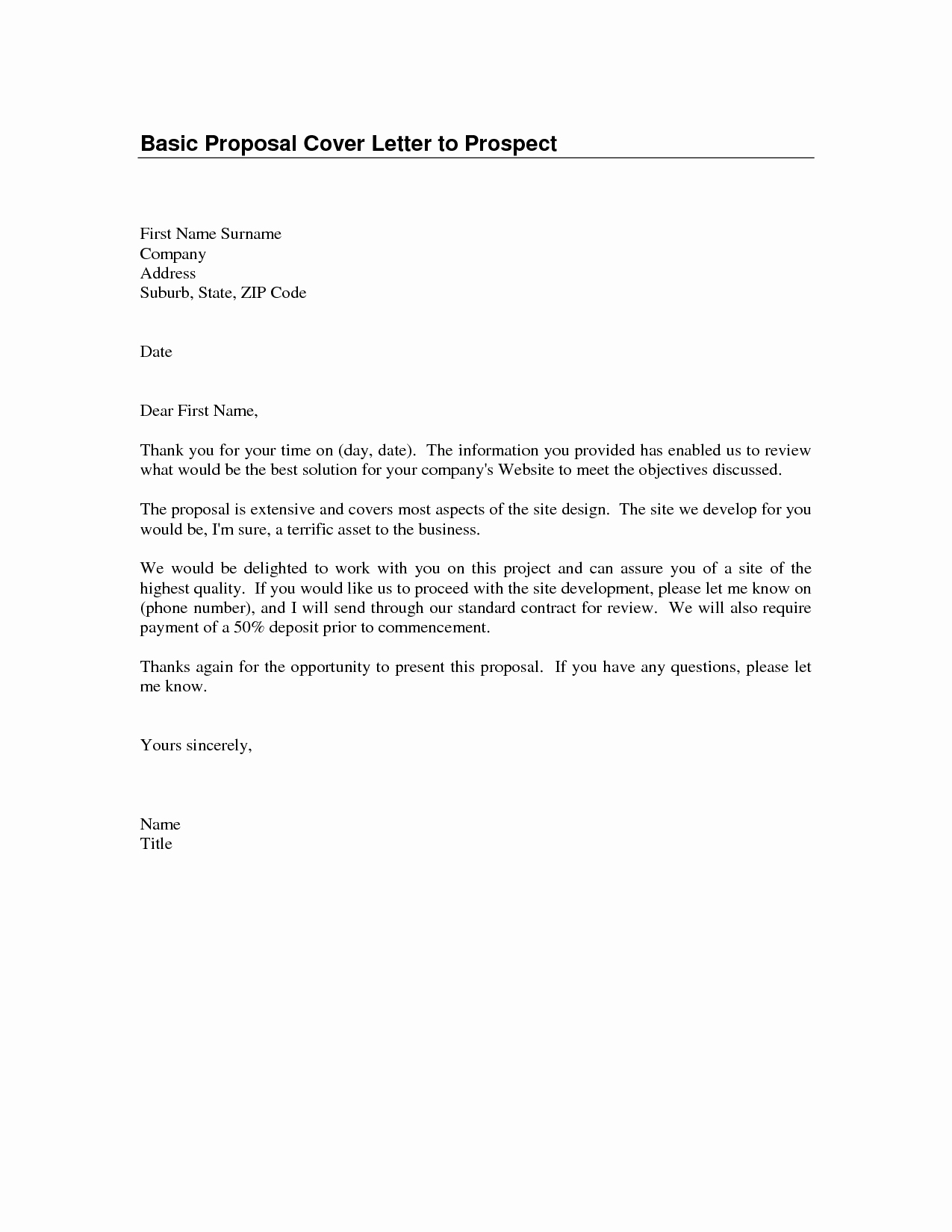 Sample Cover Letter Free Luxury All Cover Letter Samples for Professionals