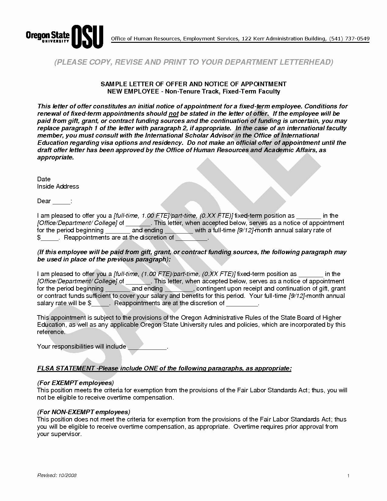 Sample Demotion Letter to Employee Unique Index Of Cdn 6 1998 321