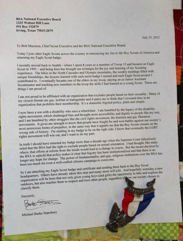 Sample Eagle Scout Recommendation Letter Beautiful Eagle Scouts Make A Tumblr for Protest Letters Boing Boing