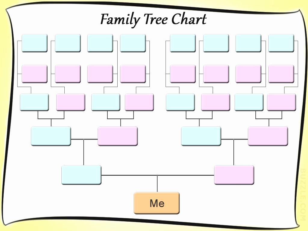 Sample Family Tree Chart Best Of Family Tree Templates for Children
