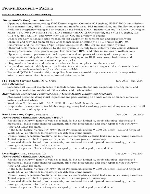 Sample Federal Government Resume Inspirational Federal Government Resume Examples Resume Ideas